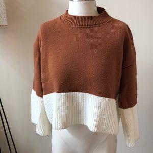 Sweaters - COLORBLOCK SWEATER ~BOUTIQUE~